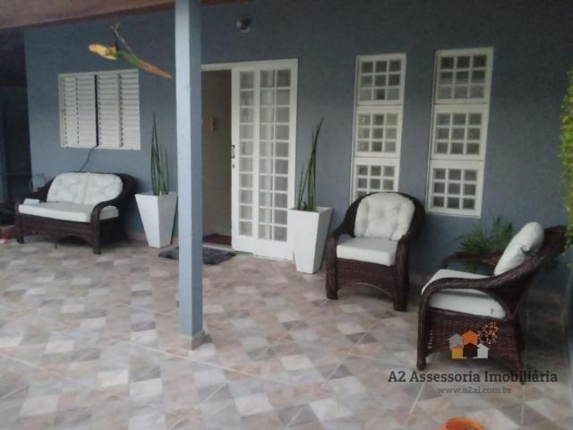 Casa para Venda em Pirassununga, Vila Santa Fé, 3 dormitórios, 1 banheiro, 4 vagas - Foto 8