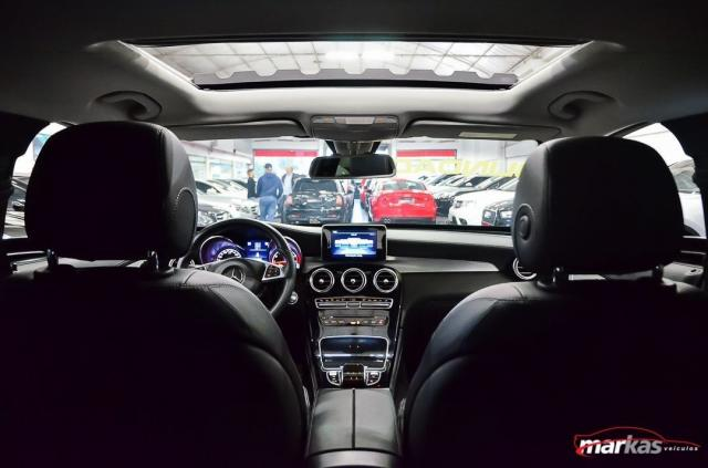 Mercedes GLC 250 2.0 4MATIC 211HP TETO 4X4 NIVEL 3 NA LAF BLINDADOS GARANTIA ATE 2022 4P - Foto 7