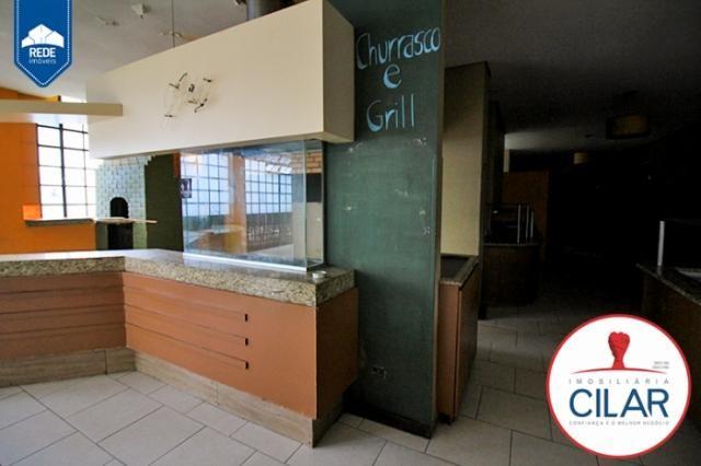 Prédio inteiro para alugar em Centro cívico, Curitiba cod:01480.035 - Foto 20