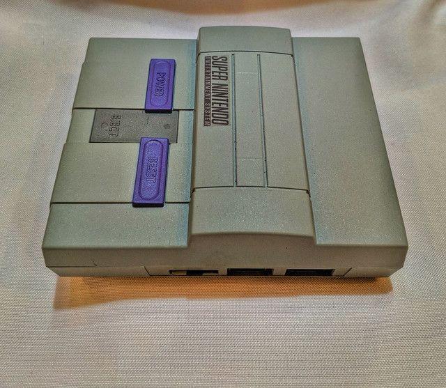 Video game Retrô 2 controles sem fio 33 mil jogos - Foto 4