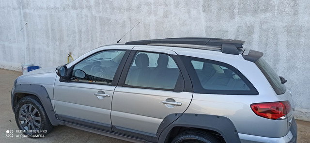 Fiat Palio wekend adventure prata
