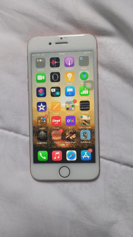 IPhone 8 Dourado 64GB - Foto 2