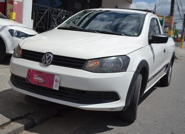 Volkswagen Saveiro 1.6 2014, Completa!!! - Foto 2