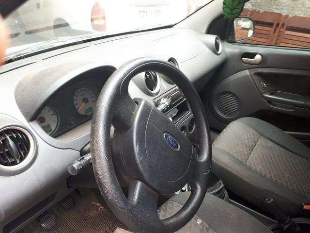 Fiesta Supercharger 2003