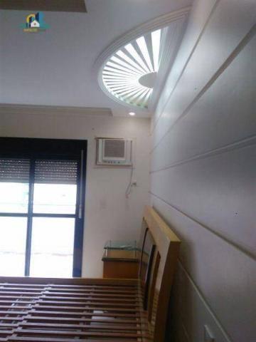 Apartamento com 2 dormitórios à venda, 101 m² - Canto do Forte - Praia Grande/SP - Foto 11