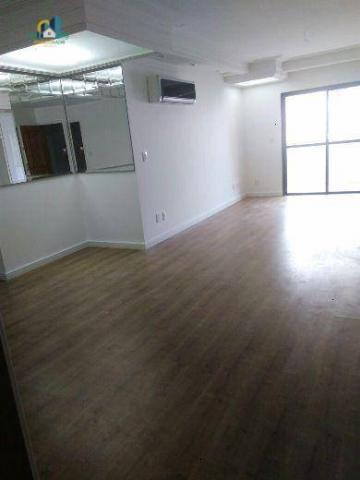 Apartamento com 2 dormitórios à venda, 101 m² - Canto do Forte - Praia Grande/SP - Foto 3