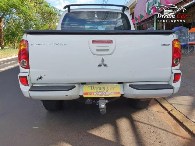 Mitsubishi L200 Triton 3.5 HPE 4x4 CD Flex automático IPVA pago 2013 - Foto 7