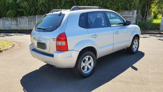 Hyundai Tucson GLS Aut. Flex 2014 - Foto 7