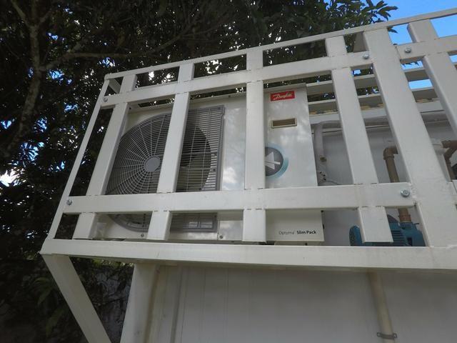 Container climatizado com prateleiras em aço galvanizado - Foto 4