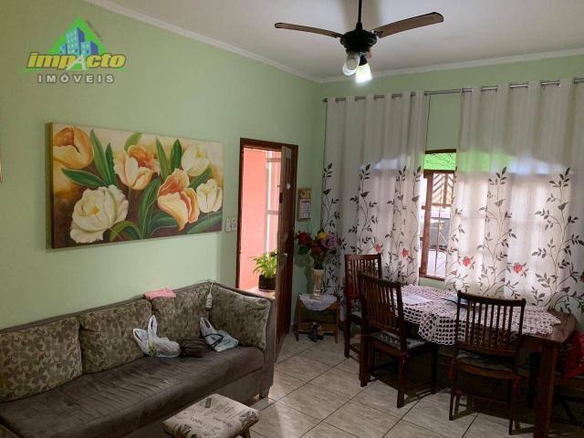 Casa com 2 dormitórios à venda, 70 m² por R$ 250.000 - Maracanã - Praia Grande/SP - Foto 11
