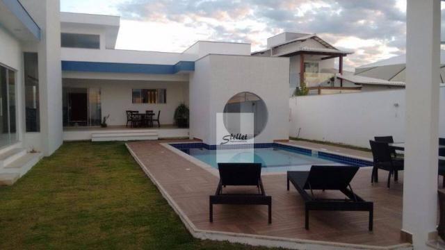 Linda casa no Viverde com 4 quartos - Foto 12