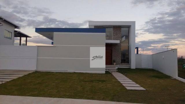 Linda casa no Viverde com 4 quartos - Foto 2