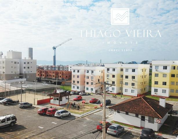 AP0006 | Apartamento de 2 Dormitórios | Biguaçu | Mobiliado - Foto 17