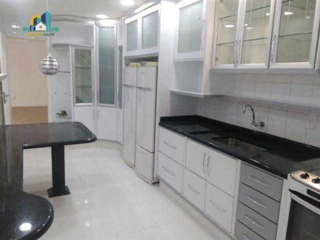 Apartamento com 2 dormitórios à venda, 101 m² - Canto do Forte - Praia Grande/SP - Foto 7