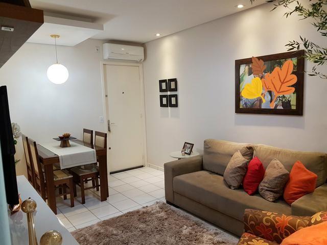 Apartamento à venda: 2 dormitórios, lazer completo e portaria 24 horas! - Foto 2