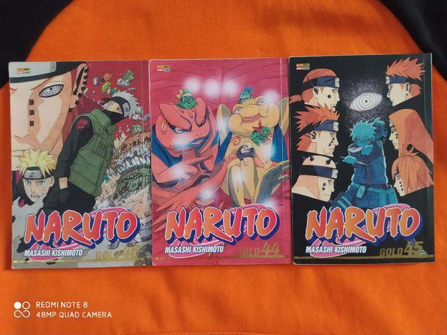 Diversos mangás de Naruto - Foto 4