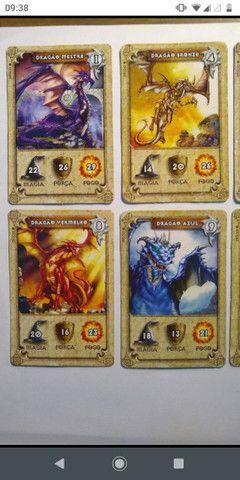 CARDS MYTHOMANIA DRACOMANIA - Foto 3