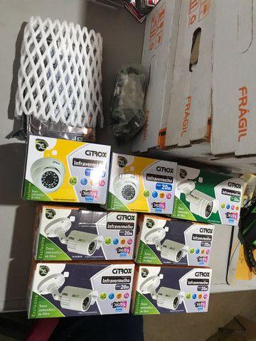 Vendo kit segurança 7 câmeras - Foto 3