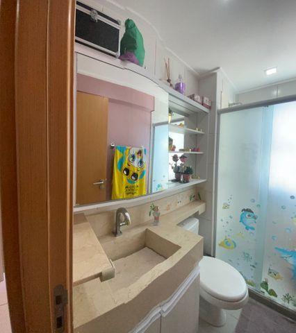 Excelente apartamento,92m2-3Qtos+1DCE-Capim Macio - Foto 18
