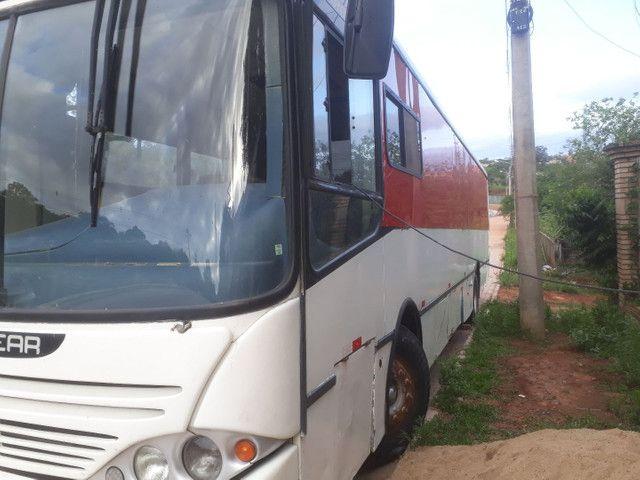 Onibus docum motorcasa ano 2000 aceito F4000/MB 608 Até R$20.000.00 - Foto 2