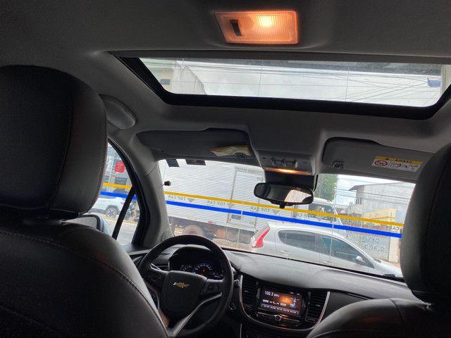 TRACKER premier AUT 1.4 turbo 2018. IMPECÁVEL. Aqui na TOPCAR - Foto 7