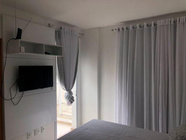 Vendo apartamento mobiliado - Edifício Novo - Centro - Foto 5