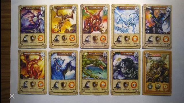 CARDS MYTHOMANIA DRACOMANIA