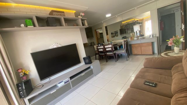 Excelente apartamento,92m2-3Qtos+1DCE-Capim Macio - Foto 6