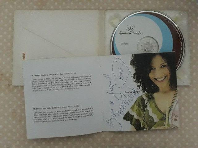 CD Samba de Rainha - Vivendo Samba - autografado - Foto 6