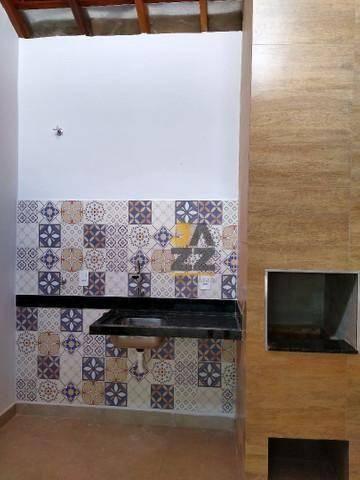 Casa com 3 dormitórios à venda, 121 m² por R$ 330.000,00 - Jardim Estoril - Bauru/SP - Foto 2
