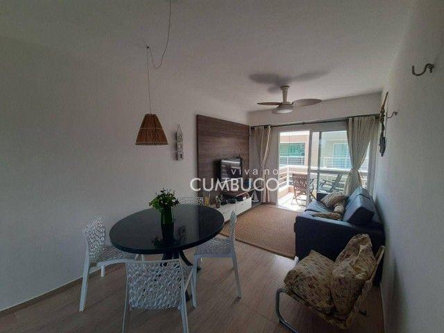 Apartamento com 1 dormitório, 53 m² - venda por R$ 280.000,00 ou aluguel por R$ 2.200,00/m - Foto 2