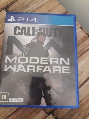 Vendo call of duty modern warfare