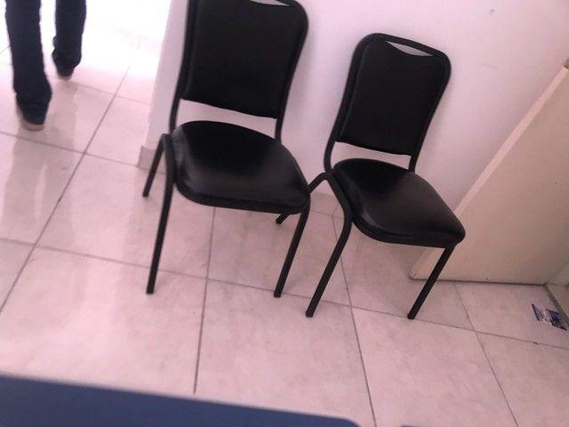Cadeiras Courino - Escritório  - Foto 3