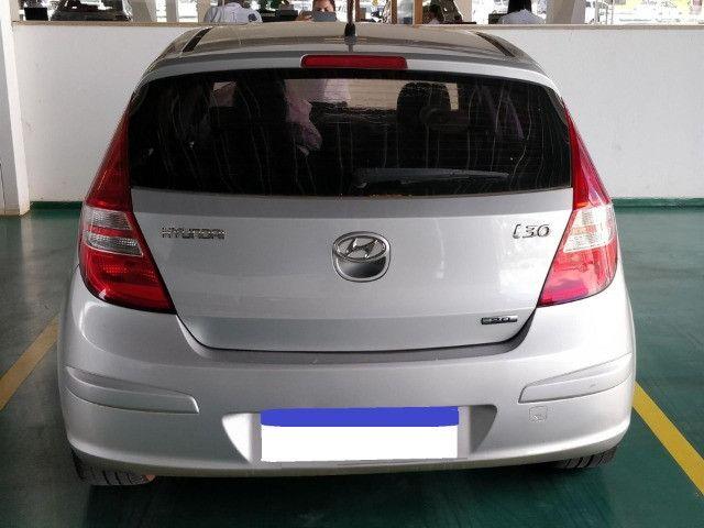 Hyundai I30 2.0 MPI 16V Gasol. 4P AUT. 2011 Prata - Foto 4