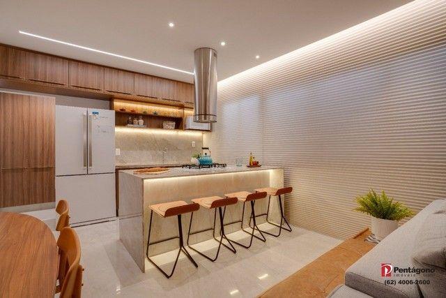Apartamento à venda com 2 dormitórios em Setor oeste, Goiânia cod:24065 - Foto 4