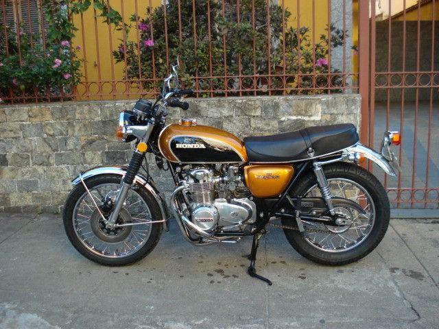 Vendo Honda CB 500 FOUR 1975 - Foto 7