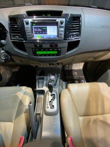 Toyota SW4 Diesel SRV Turbo 4X4 2013 - Foto 15