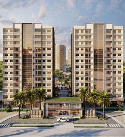 Apartamento 2 dormitórios no maior Home Club de Itajaí
