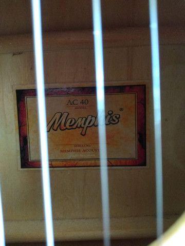 Violão Tagima Memphis AC 40 Aço  - Foto 5