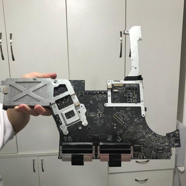 Apple iMac - placa lógica