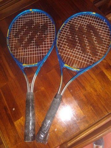 Raquete de tênis Fibra de Carbono - Foto 2