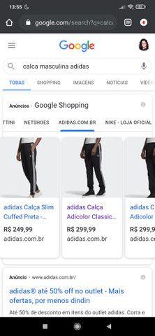 Calça Adidas Original - Foto 6