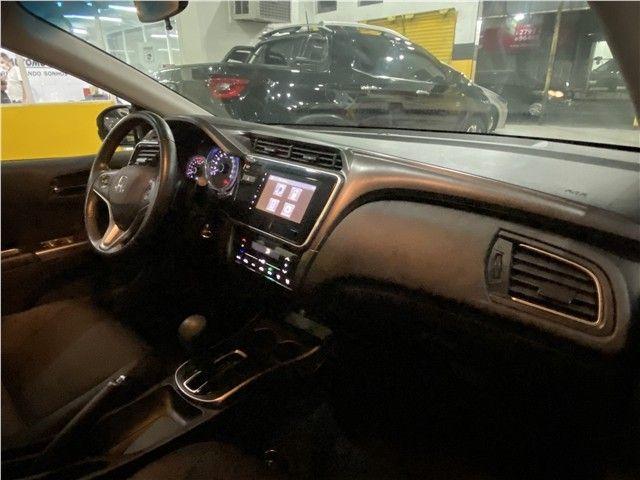 Honda City 2019 1.5 ex 16v flex 4p automático - Foto 9