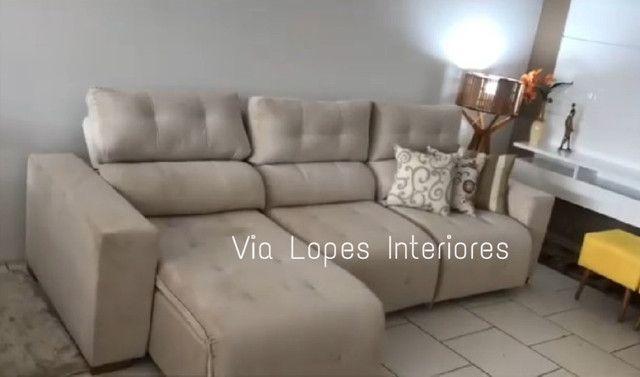 Mesa de 2.10 com oito cadeiras aqui na Via Lopes wpp 62 9  * - Foto 4