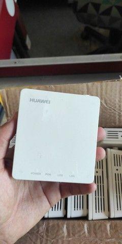 Lote 10 unidades ONU Huawei HG8310M XPON gpon/epon sem fonte de alimentação  - Foto 4