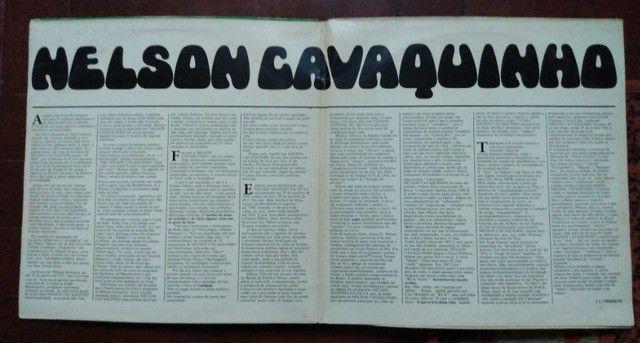 """LP Nelson Cavaquinho - """"Depoimento do Poeta"""" - Foto 2"""