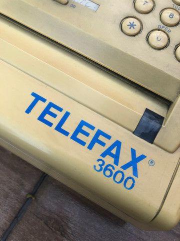 Telefax retrô  - Foto 2