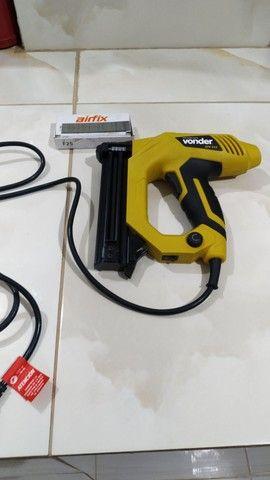 Pinador elétrico vonder Gpe 916 Semi-novo  - Foto 5