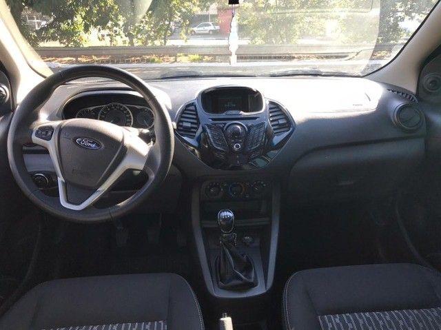 Ka Sedan 1.5 SE 2018 Flex Completo - Foto 5