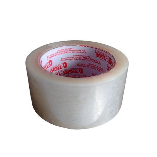 Fita Adesiva Transparente Tight Tape 48mmx100m - 01 unidade - Foto 4